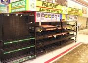 Battery Rack Shelving System