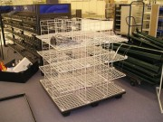 Retail Store Floor Displays